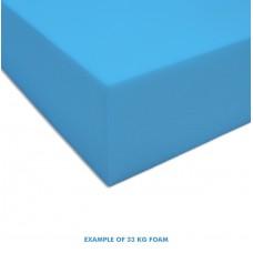 Small Single Foam Mattress 75'' x 30'' (190 cm x 75 cm)