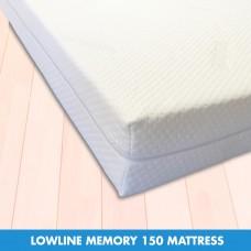 Comfortlux Lowline Memory 150 Mattress