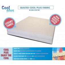 Comfortlux Deluxe Memory 200 Mattress (50 kg Medium Density Memory Foam)