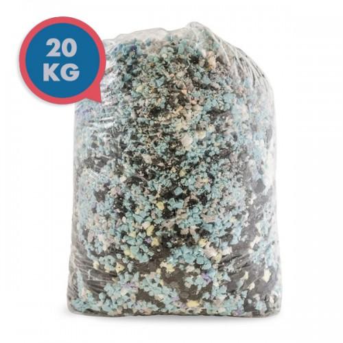 Shredded Foam 20 Kg Bag
