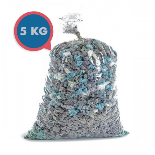 Shredded Foam 5 Kg Bag