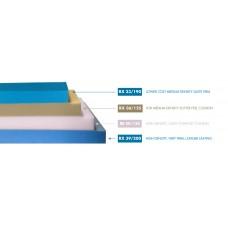 6 Sided Trapezoid Foam